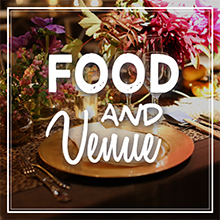 FOOD AND Venue